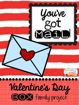 You've Got Mail! Valentine's Day Family Project