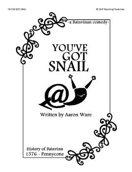 You've Got Snail -a Batavinan original-