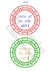 You've Got The Write Stuff - End of Year Favor Tags