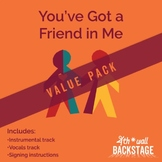 You've Got a Friend in Me *Value Pack*