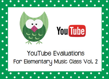 YouTube Music Analysis Worksheet 2