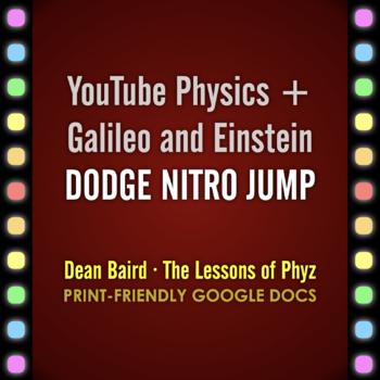 YouTube + Phet Physics: Dodge Nitro Jump
