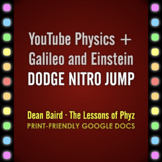 YouTube + Phet Physics: Dodge Nitro Jump