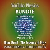 YouTube Physics BUNDLE
