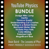 YouTube Physics BUNDLE