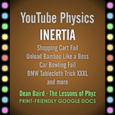 YouTube Physics: Inertia