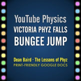 YouTube Physics: Victoria Phyz Falls