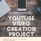 YouTube Video Creation Project w/ WeVideo for Digital Medi