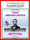 Young Abraham Lincoln: Text-Dependent Questions and more!
