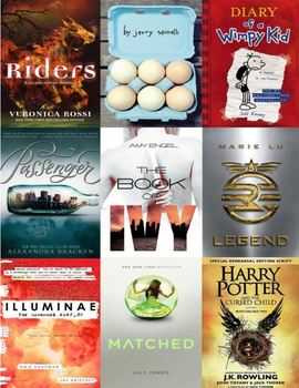 Young Adult Book Mousepads
