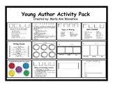 Young Author Activity Pack