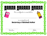 Young Author Award