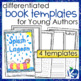 Young Author Crown, Editable Award Certificates and Book Publishing Paper BUNDLE