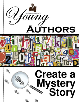 Young Authors: Mystery Story Creative Writing Unit