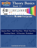 Young Beginner Basics 2 – Teach Music Theory with Boomwhackers®