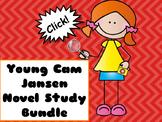 Young Cam Jansen Novel Study Bundle