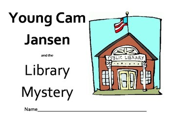 Young Cam Jansen The Library Mystery