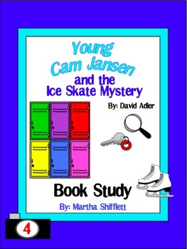 Young Cam Jansen and the Ice Skate Mystery Book Study