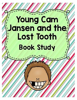 Young Cam Jansen and the Lost Tooth