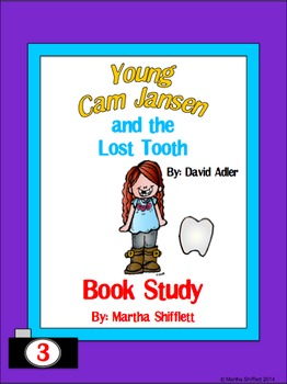 Young Cam Jansen and the Lost Tooth Book Study