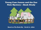Young Cam Jansen and the Zoo Note Mystery - Book Study