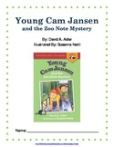 Reading Guide: Young Cam Jansen and the Zoo Note Mystery