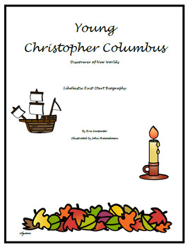Young Christopher Columbus: Discoverer of New Worlds
