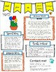 Young Elementary Speech/Language Handouts for the Entire Year!