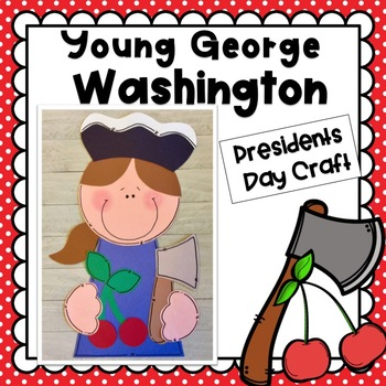 Young George Washington Craft Presidents Day: February