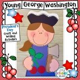 Young George Washington Craft Presidents Day: February