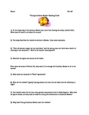 Young Goodman Brown By Nathaniel Hawthorne Unit Plan
