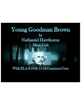 comparision of araby and young goodman brown essay Free ygb essays: nathaniel hawthorne's young goodman brown  goody  cloyse and catechetical ministry this essay intends to compare the author's  disparaging  similarities in araby by james joyce and young goodman  brown by.