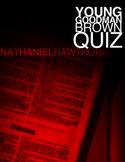 Young Goodman Brown Quiz