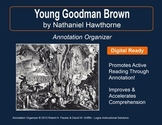 """""""Young Goodman Brown"""" by Nathaniel Hawthorne: Annotation Organizer"""