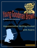 """Young Goodman Brown"" by Nathaniel Hawthorne Argumentative"
