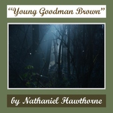 """""""Young Goodman Brown"""" by Nathaniel Hawthorne: Text, Reading Questions, & Key"""