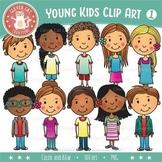 Kids Clip Art – Set 1