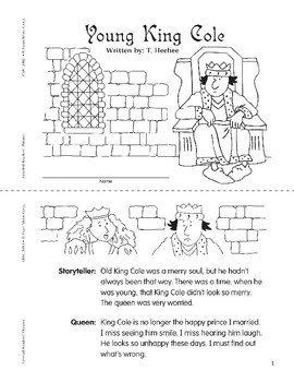 Young King Cole (Leveled Readers' Theater, Grade 3)