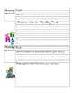Young Learners Reading Log