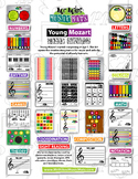 Young Mozart Music Station - Complete Digital Download (10 EBooks) 270+ Pages