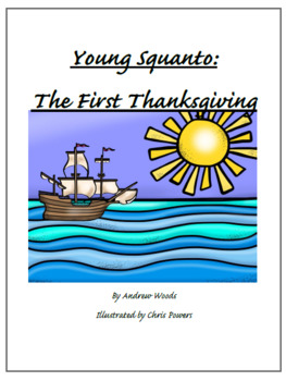 Young Squanto...The First Thanksgiving