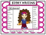 STORY WRITING - 1ST-3RD GRADE