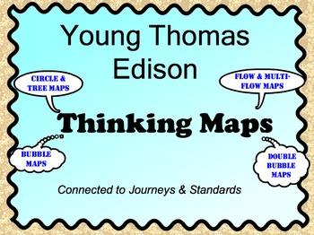 Young Thomas Edison 3rd Grade Journeys Thinking Maps