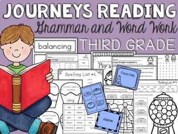 Young Thomas Edison Journeys Third Grade Lesson 10 Unit 2