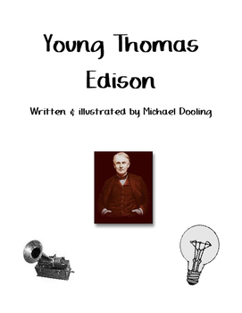 Young Thomas Edison STAAR Stemmed Quiz