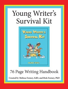 Young Writer's Survival Kit Grades 3 - 8
