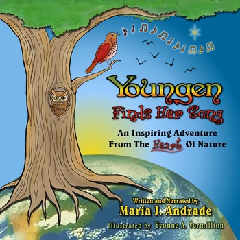 Youngen Finds Her Song, An Inspiring Adventure From the Heart of Nature