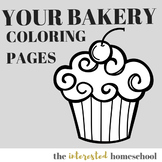 Your Bakery Coloring Pages