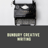 Your Bunbury: Creative Writing for Oscar Wilde's The Impor
