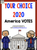 ELECTION Your Choice:  Kindergarten Votes 2016